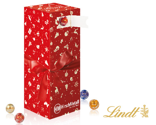 JUNG Mini-Kugeln Adventskalender Lindt