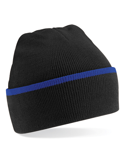 LSHOP Teamwear Beanie Black,Bright Royal,Classic Red,French Navy