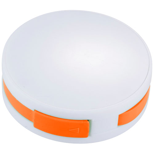 PF Round USB Hub weiss,orange